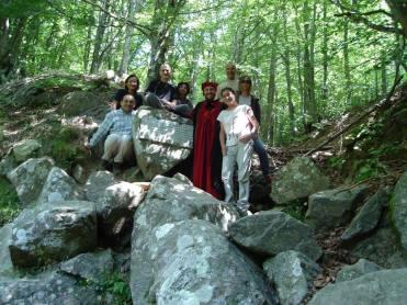 Sorgente dell'Arno e Declamazione Dantesca
