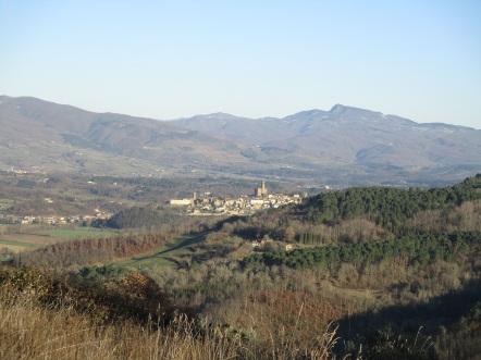 panorama da Loscove